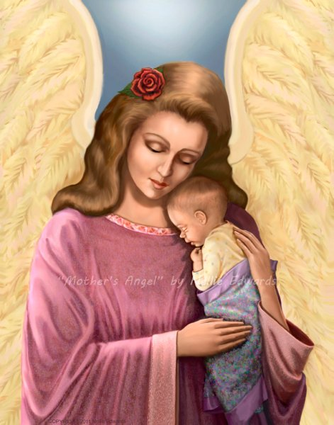 MOTHER'S ANGEL